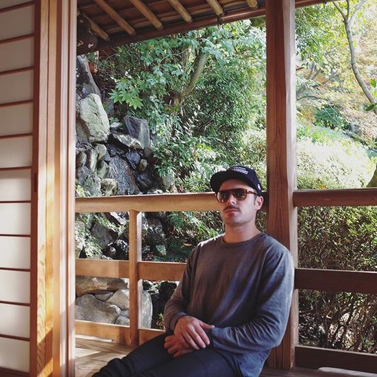 Zac Efron Sami Miro Japan Vacation Pictures