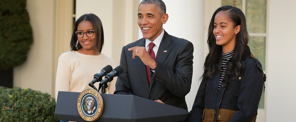 Sasha and Malia Obama Will Inspire Your Ideal Fall Outfit