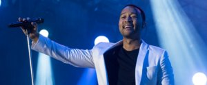 John Legend's New Holiday Song Is Out of This World