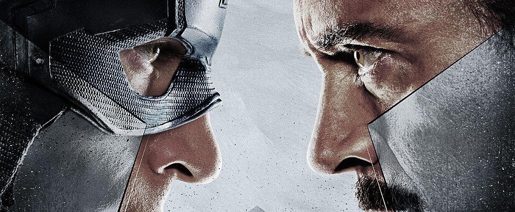 Adele Makes the Captain America: Civil War Trailer So Much Better