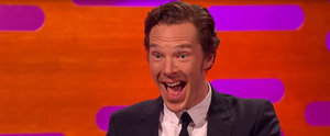 Benedict Cumberbatch Trying to Match Pictures of Otters Is Oddly Mesmerizing