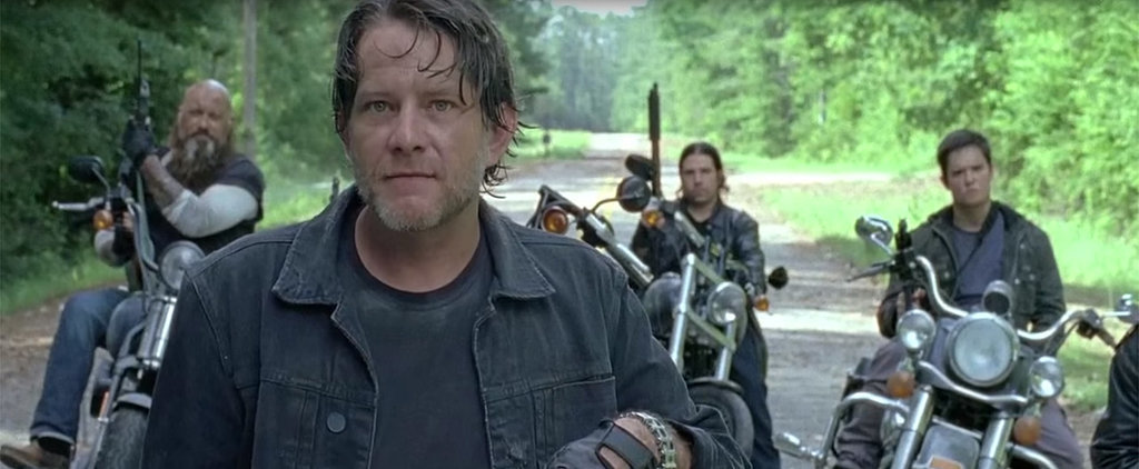 The Walking Dead Basically Introduced Negan When No One Was Looking
