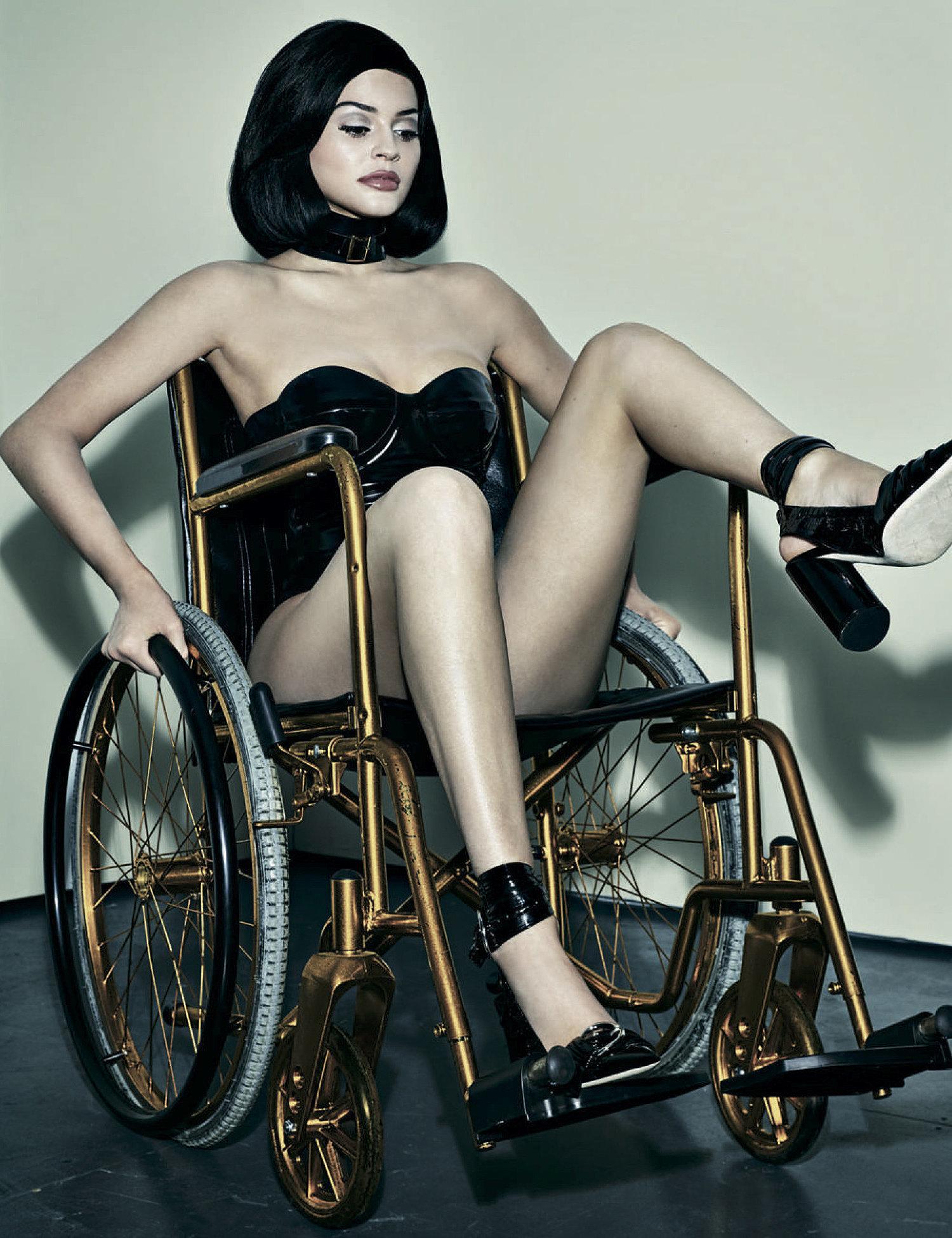 Секс с инвалидное девочки 8 фотография