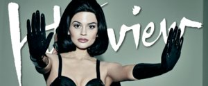 Kylie Jenner Goes Full Dominatrix in Her Latest Shoot