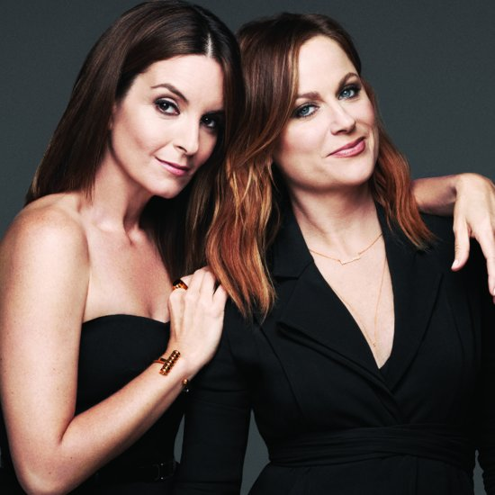 Tina Fey and Amy Poehler Cover Glamour January 2016