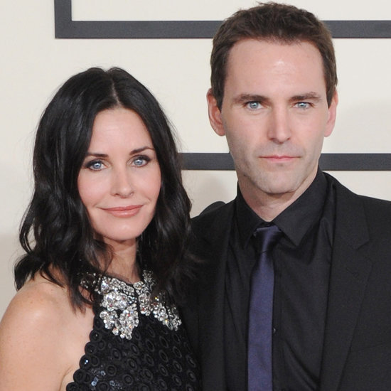 Courteney Cox and Johnny McDaid Break Up December 2015