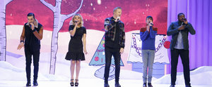 "Pentatonix Performing ""Hark! The Herald Angels Sing"" Is the Perfect Dose of Holiday Fun"