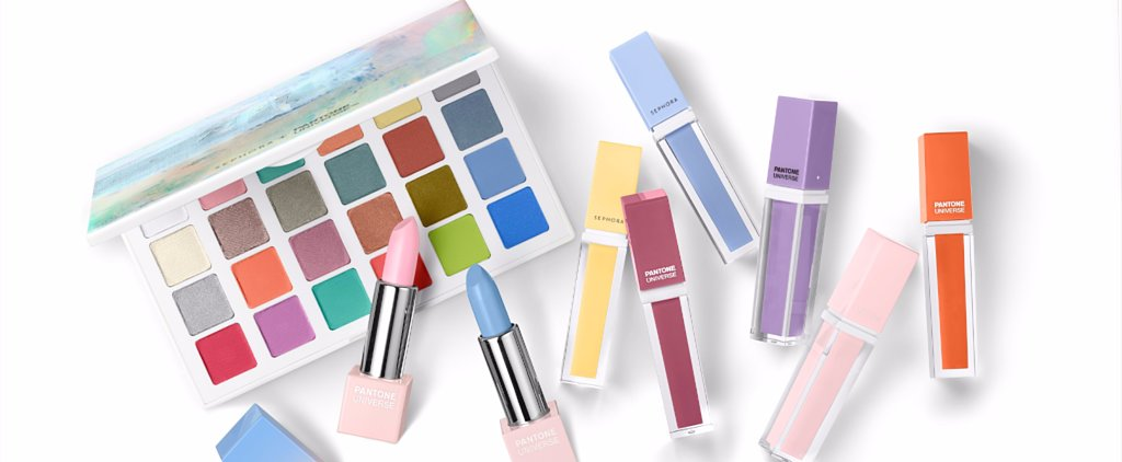 How to Wear Sephora x Pantone's Pastel Colors No Matter Your Skin Tone
