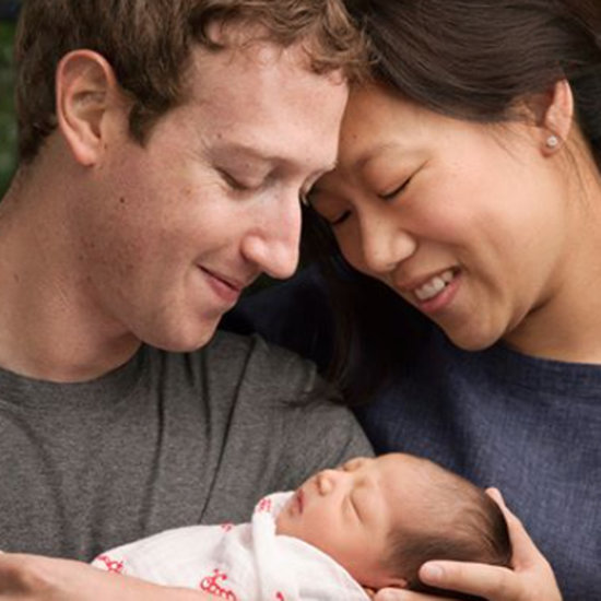 Mark Zuckerberg Welcomes Daughter Max With Facebook Post