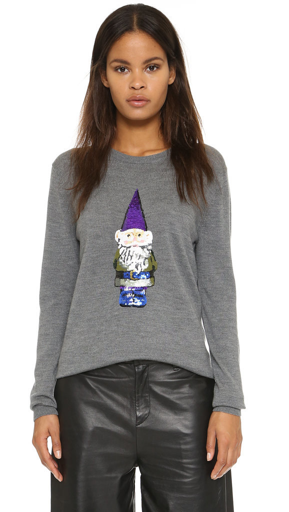 Markus Lupfer Gnome Sequin Natalie Jumper ($430)