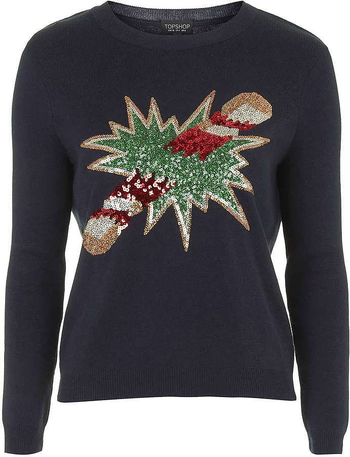 Topshop Cracker Jumper ($75)