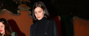 Bella Hadid Just Made Her Chanel Runway Debut