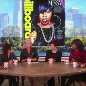 Missy Elliott's Super Bowl Panic Attack on The Talk | Video
