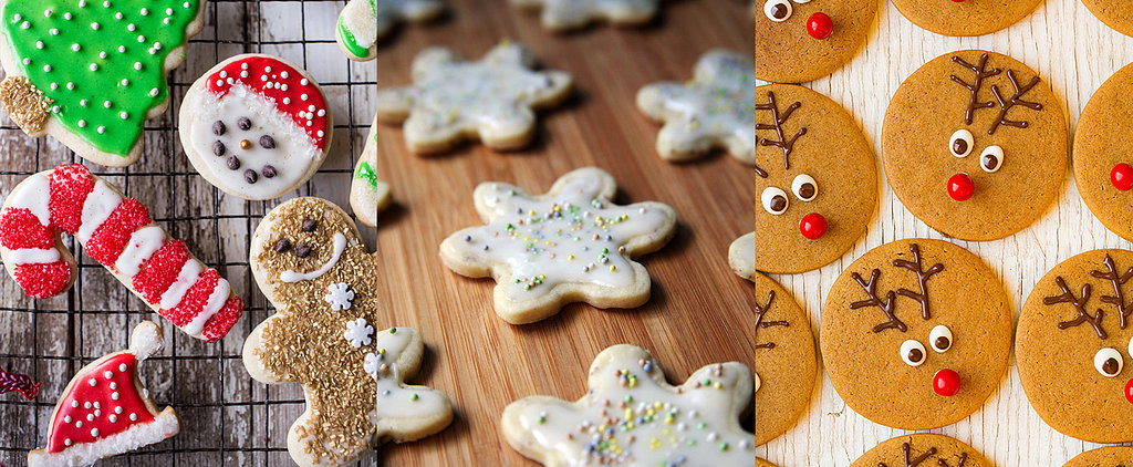 Iced Cookie Recipes of Every Ilk (18 to be Exact)