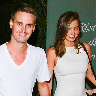 Miranda Kerr Interview About Relationship With Evan Spiegel