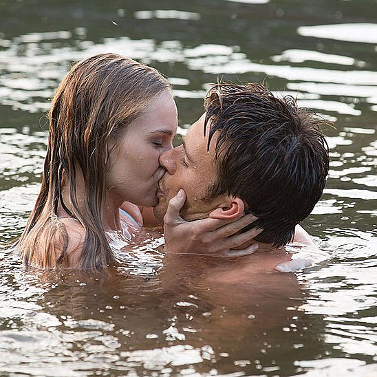 Best Film Kisses of 2015