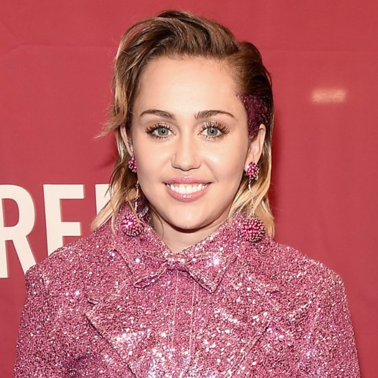 Miley Cyrus at ONE Red Carpet 2015