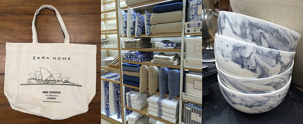 23 Things You Need to Know About the Zara Home Sydney Store