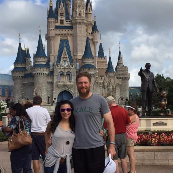 Hunter Pence Surprise Disney World Proposal