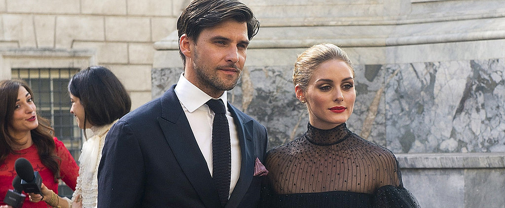 Olivia Palermo Wears Not 1, But 3 Amazing Dresses to This Holiday Party