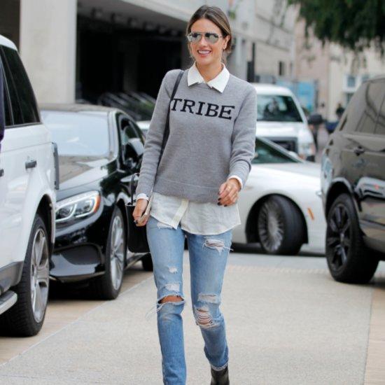 Alessandra Ambrosio's Best Street Style 2015