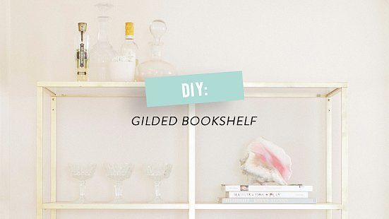 How to Make Ikea Shelves Look Instantly More Expensive