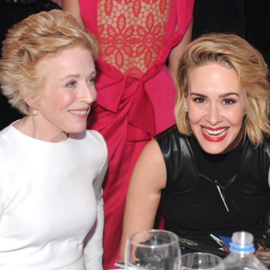 Holland Taylor and Sarah Paulson's Twitter Exchanges