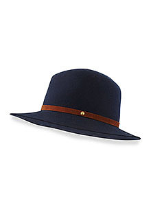 Rag & Bone Floppy-Brim Wool Fedora