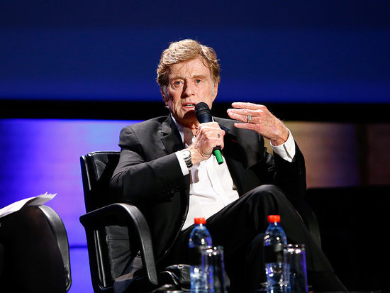 Robert Redford Urges United Nations to Take a Stance Against Climate Change: 'We're Running Out of Time'