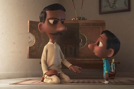 The Latest Pixar Short Is Like Nothing You've Ever Seen Before