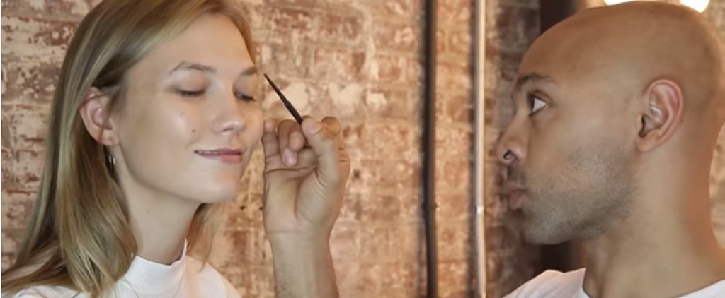 Prepare to Be Obsessed With Karlie Kloss's First-Ever Makeup Tutorial