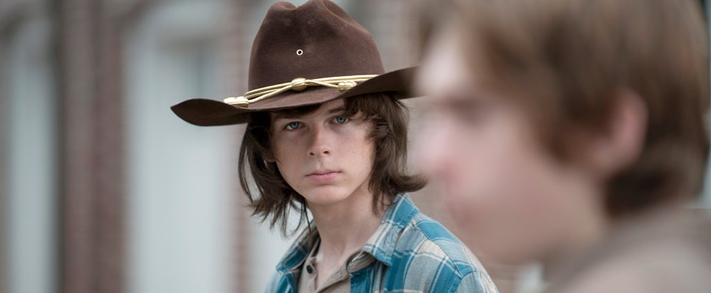 Can You Identify the Walking Dead Episode Based Only on Carl's Hair?
