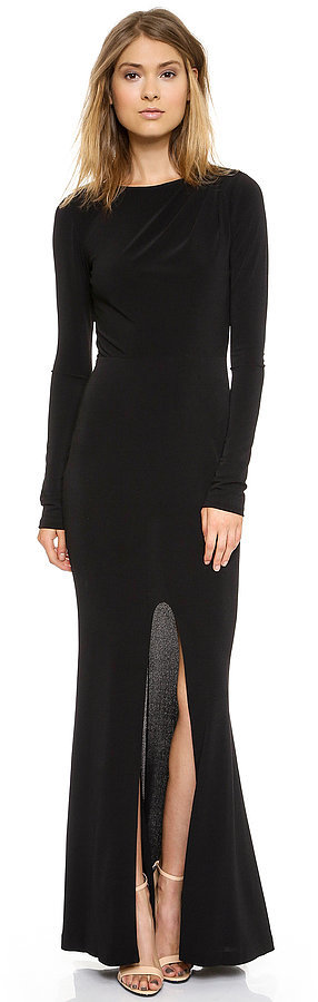 Rachel Zoe Long Sleeve Gown ($395)