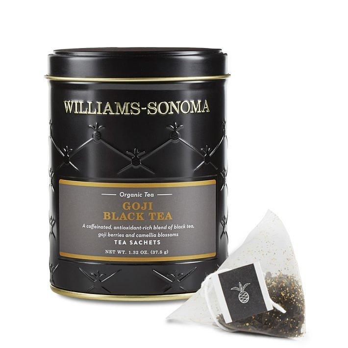 Williams-Sonoma Goji Black Tea