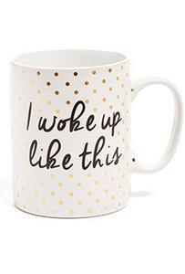 Tri-Coastal Design 'I Woke Up Like This' Mug
