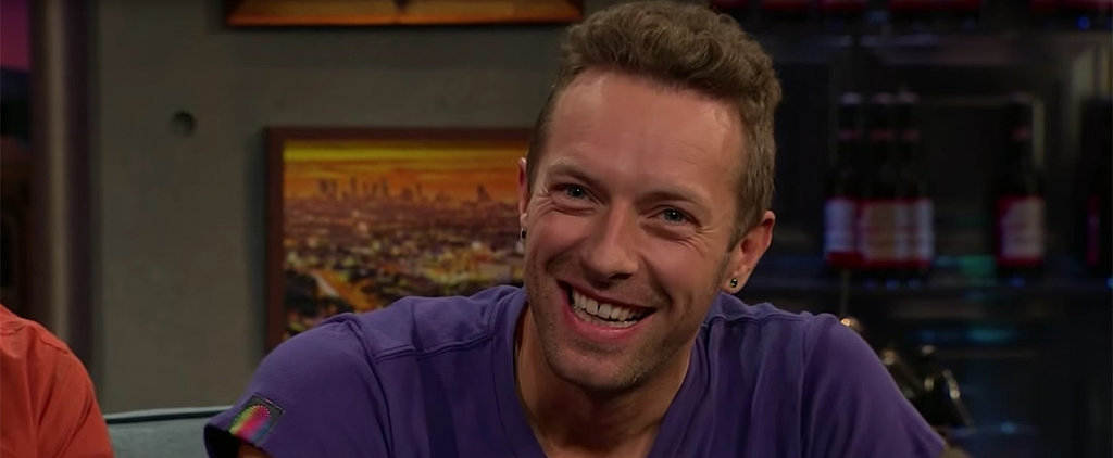 "Chris Martin Hilariously Describes the Complicated ""Process"" of Meeting Beyoncé"