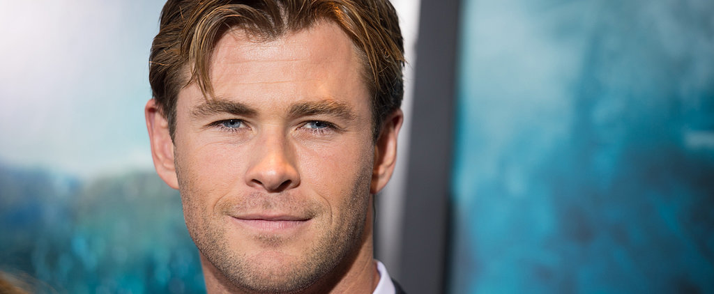 Chris Hemsworth Was Moody While on His 500-Calorie Daily Diet, Because Duh