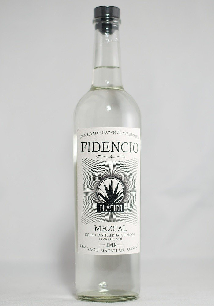 Fidencio Estate Grown Agave Espadin Clasico Mezcal