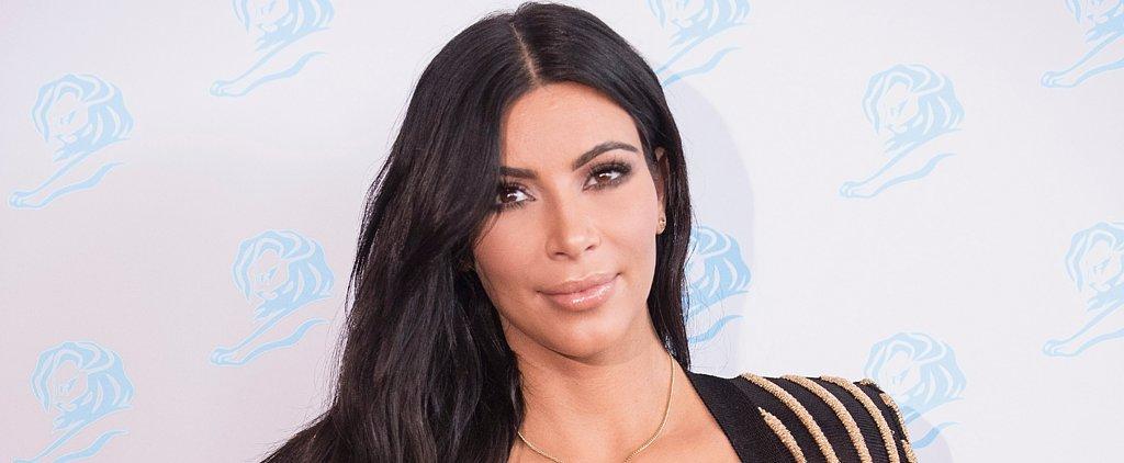 Kim Kardashian's Gift Picks For New Moms Are Actually Pretty on Point