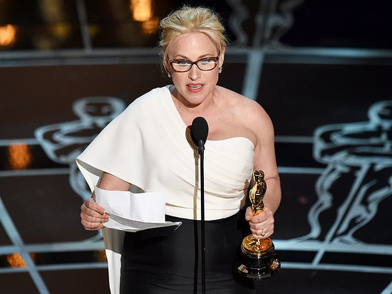 Patricia Arquette Clarifies Oscar Speech Addressing Gender Pay Gap: 'It Was Never About Only Actresses or White Women'