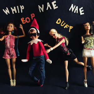 Pop Culture Elf on the Shelf Ideas