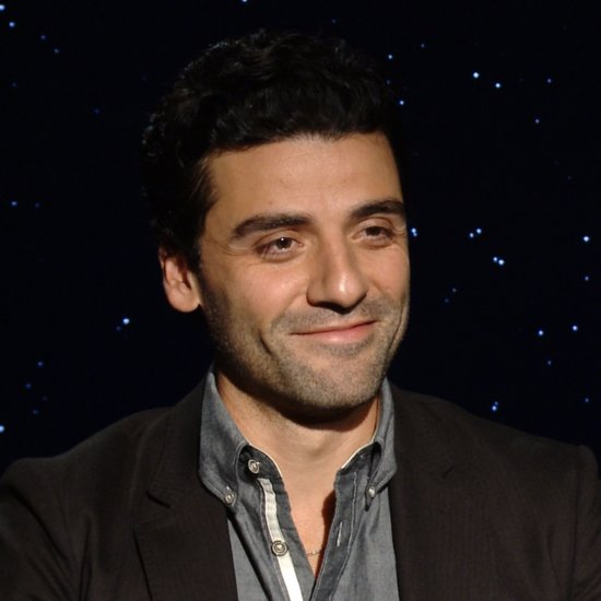 Oscar Isaac Star Wars Interview (Video)