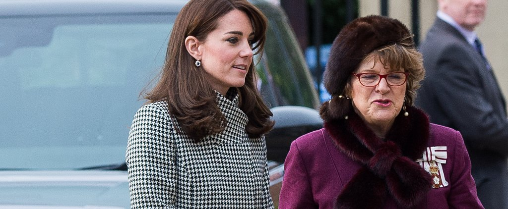 You'll Love Kate Middleton's Coat — but Wait Until You See What She's Wearing Underneath