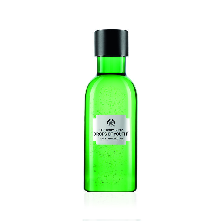 Body Shop Drop Of Light Moisturizer: The Body Shop Drops Of Youth Youth Essence-Lotion