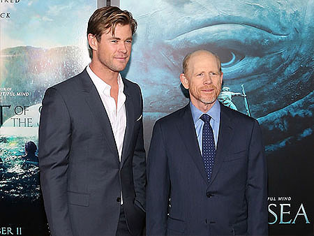 VIDEO: Was Sea Sickness an Issue For Chris Hemsworth While Filming In The Heart of The Sea?