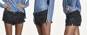 Cool Denim Cut-Offs Perfect For Australia Day