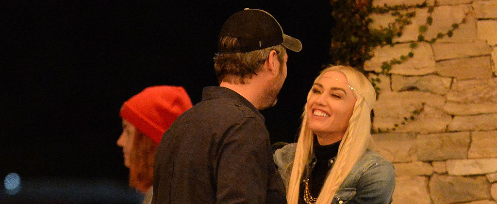 Gwen Stefani and Blake Shelton Channel The Notebook as They Make Out, Dance Together in the Street