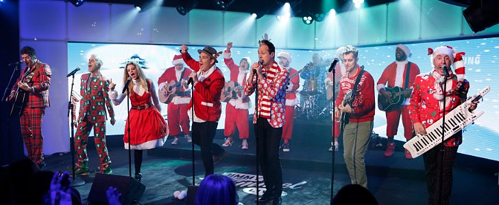 You Won't Be Able to Get This Supercatchy Christmas Song Out of Your Head