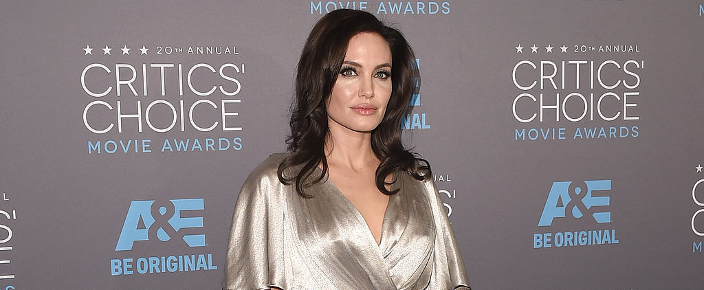 Angelina Jolie Unveils Her New Tattoo in Cambodia — See the Ink!