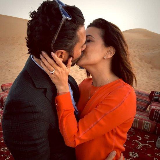 Eva Longoria and Jose Antonio Baston Engaged